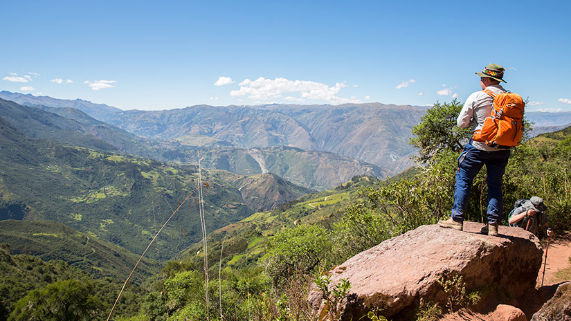 end of experience luxury inca trail