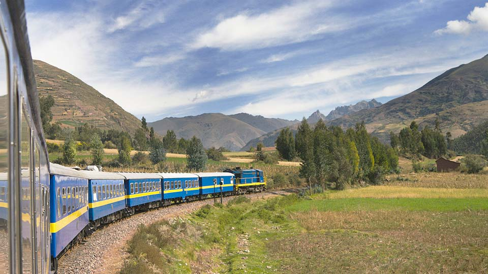 luxury train to machu picchu