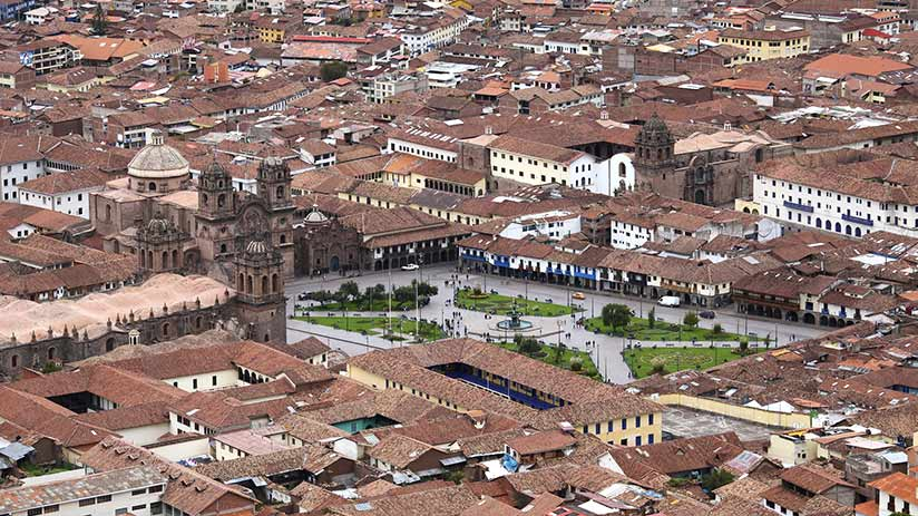 tourist attractions in cusco main square