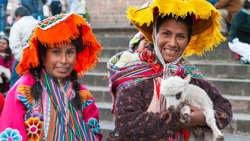 traditions in Peru language