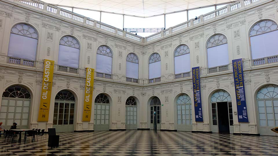 art galleries in lima art museum