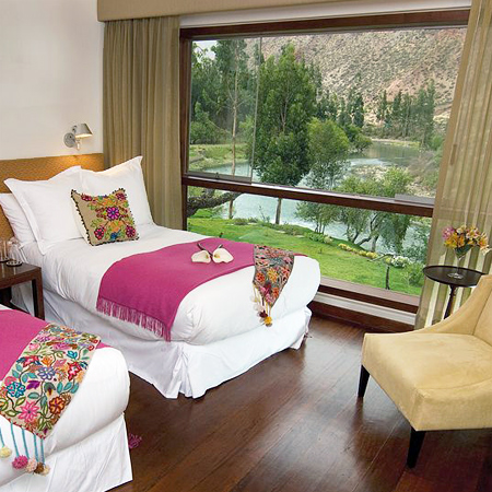 best hotels in sacred valley